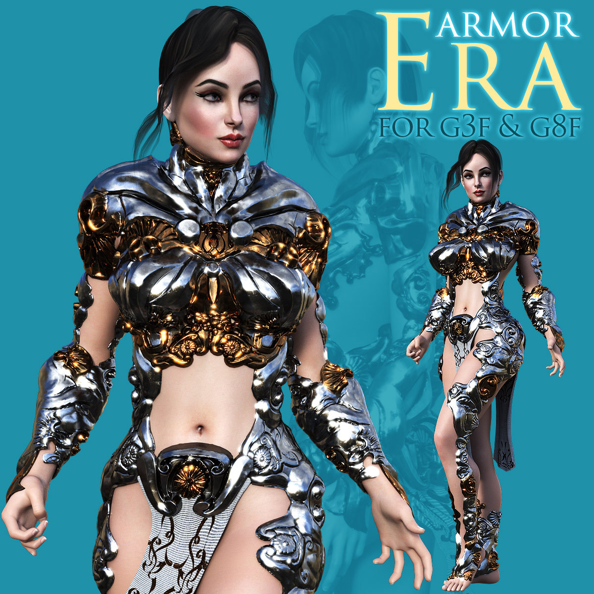 Era Armor for G3 females and G8 females by powerage