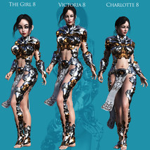 Era Armor for G3 females and G8 females image 3