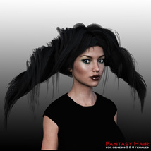 Fantasy Hair for G3 females and G8 females image 1