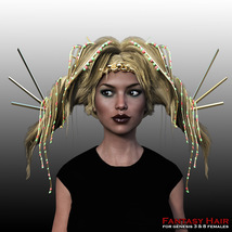 Fantasy Hair for G3 females and G8 females image 3