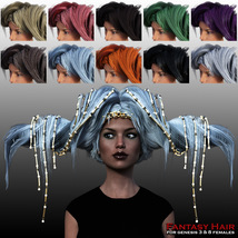 Fantasy Hair for G3 females and G8 females image 5