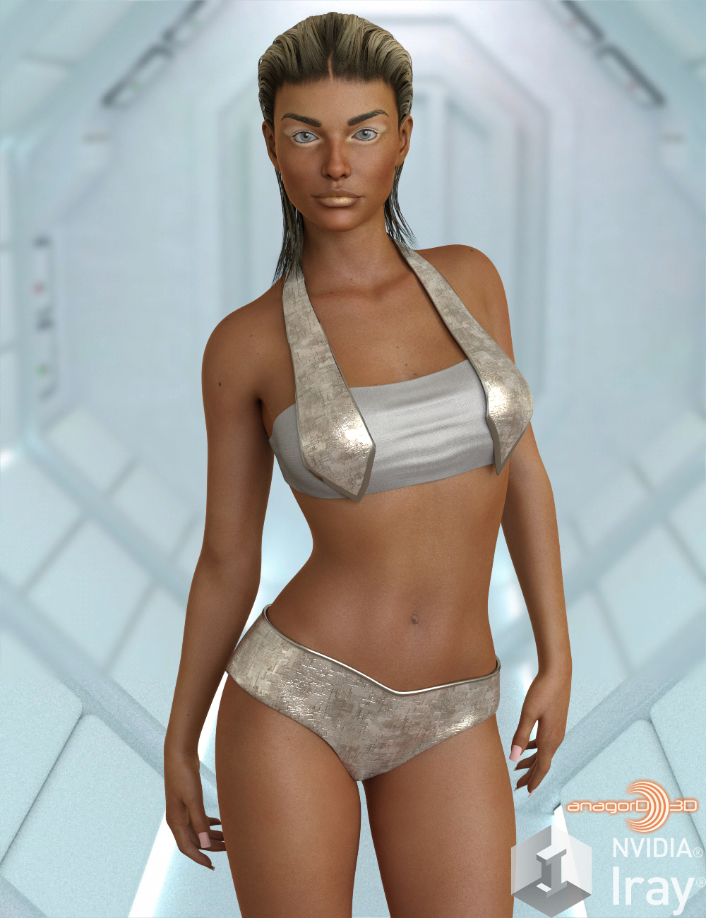 VERSUS - Future Swimwear 9 for G3F and G8F