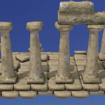 Ancient Ruins - Extended License image 4
