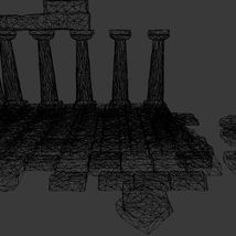 Ancient Ruins - Extended License image 6