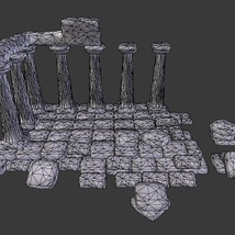 Ancient Ruins - Extended License image 8