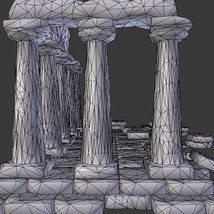 Ancient Ruins - Extended License image 9
