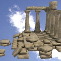 Ancient Ruins - Extended License image 10