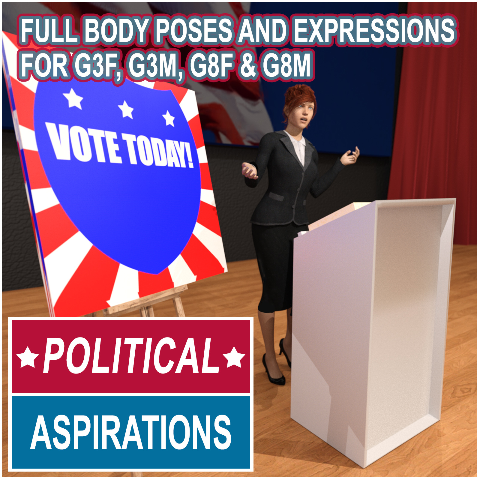 Political Aspirations for G3 & G8