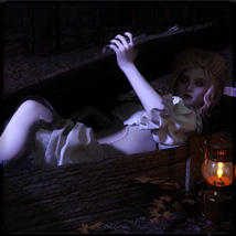 Coffin Around Poses for G8F image 3