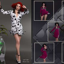 dforce only Softly Sensuous Dress G3G8 image 2