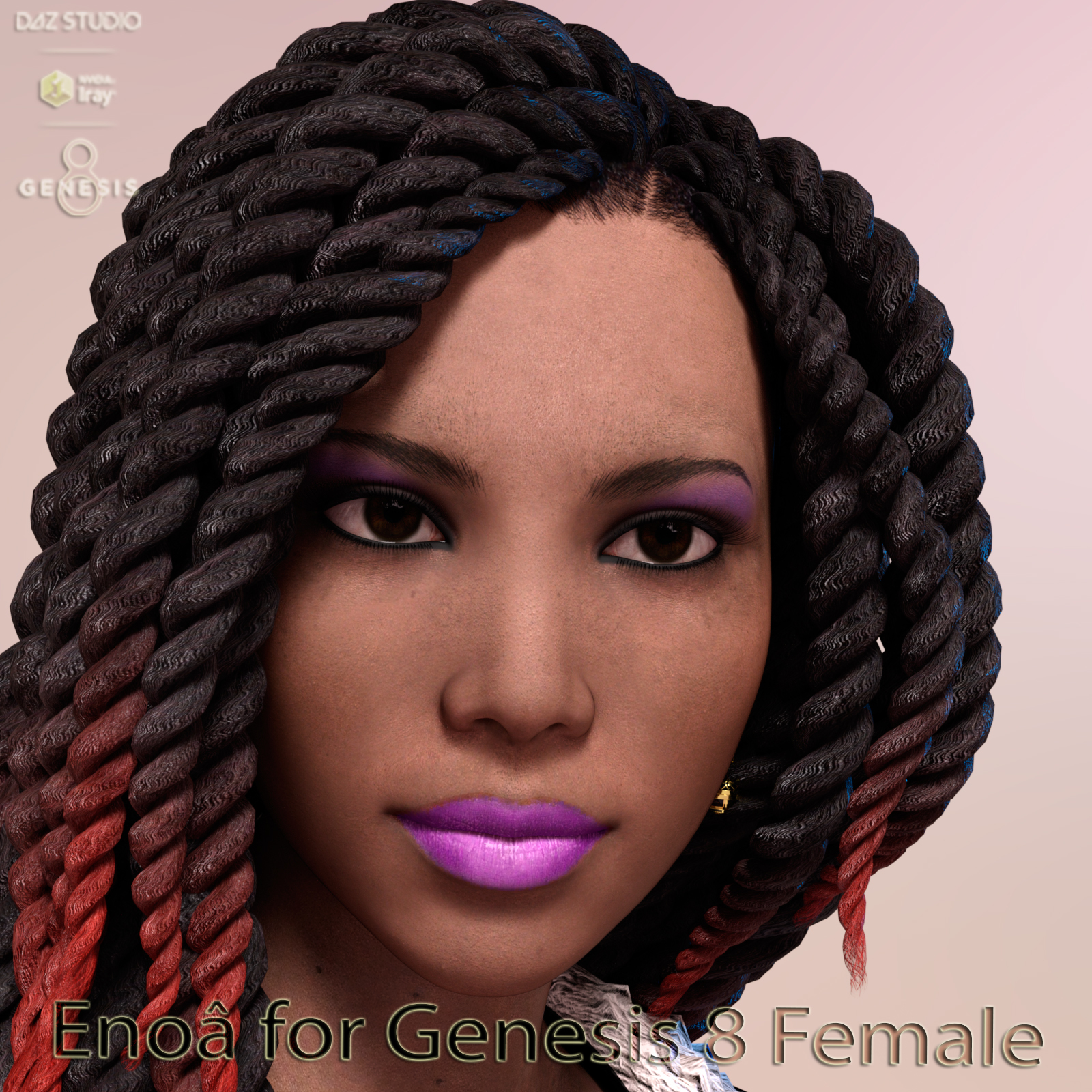 Enoa for Genesis 8 Female