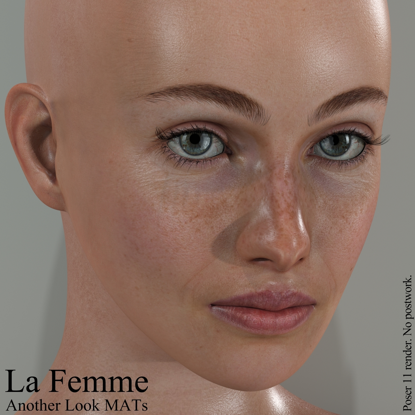 La Femme - Another Look MATs by 3Dream