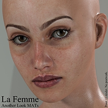La Femme - Another Look MATs image 1