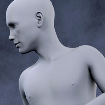 Young Males Creation Kit - Body Morphs Merchant Resource image 2
