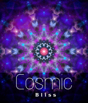Cosmic Bliss 2D Graphics HWW0