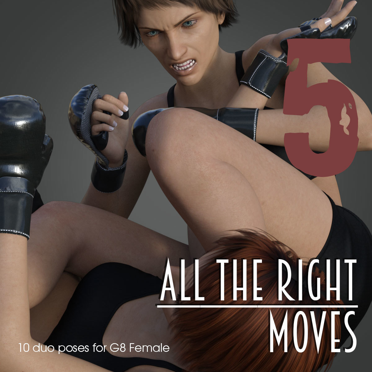 ALL THE RIGHT MOVES vol.5