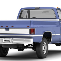 GENERIC 4WD PICKUP TRUCK 4 - EXTENDED LICENCE image 2