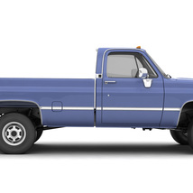 GENERIC 4WD PICKUP TRUCK 4 - EXTENDED LICENCE image 3