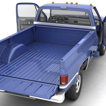 GENERIC 4WD PICKUP TRUCK 4 - EXTENDED LICENCE image 4