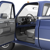 GENERIC 4WD PICKUP TRUCK 4 - EXTENDED LICENCE image 6