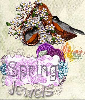 Harvest Moons Spring Jewels 2D Graphics Harvest_Moon_Designs
