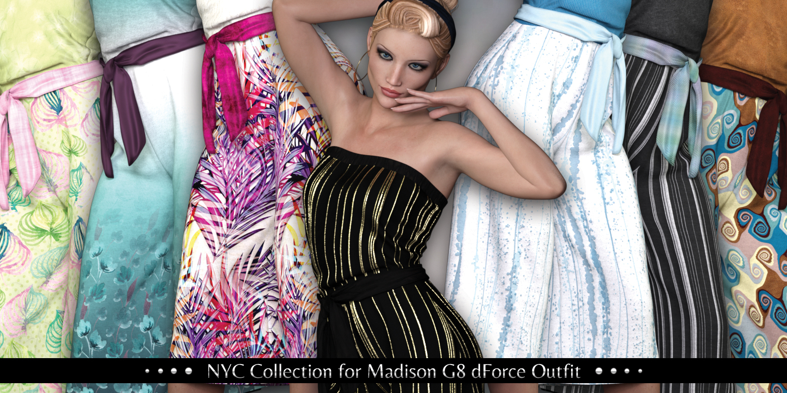 NYC Collection: Madison G8 dForce
