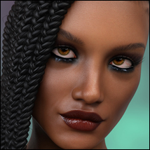 Twizted 100 Faces Volume 2 for Genesis 8 Female image 4