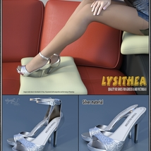 Lysithea Shoes - for Genesis 8 and Victoria 8 image 4
