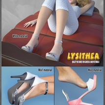 Lysithea Shoes - for Genesis 8 and Victoria 8 image 7