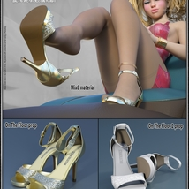 Lysithea Shoes - for Genesis 8 and Victoria 8 image 8