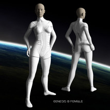 Space Suit For G8F image 3