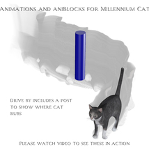 Animations for Millennium Cat - Poser and Daz Studio image 1