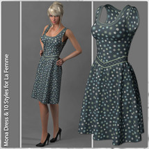 Mona Dress and 10 Styles for La Femme image 2