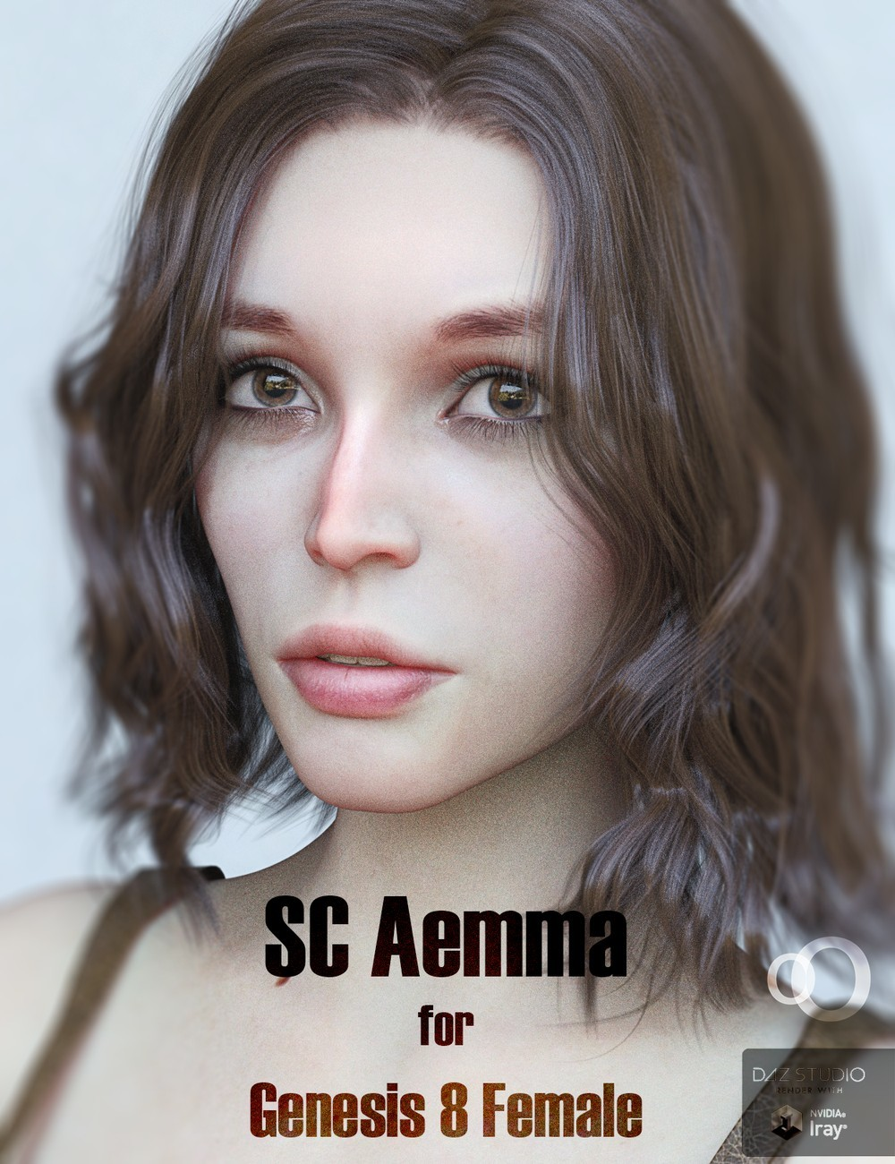 SC Aemma for Genesis 8 Female
