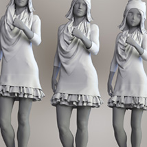 Off Duty dForce outfit for Genesis 8 Female(s) image 7