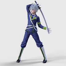 Yamato outfit for G3M-G8M - Extended License image 7