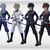 Yamato outfit for G3M-G8M - Extended License image 8