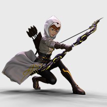 Natsume Archer Outfit for G3F - Extended License image 3