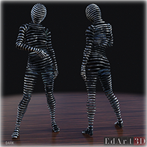 Sliced for G8F PBR Textures - Extended License image 1