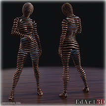 Sliced for G8F PBR Textures - Extended License image 3