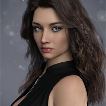 SASE Lily for Genesis 8 image 2