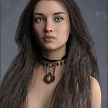 SASE Lily for Genesis 8 image 9