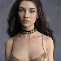 SASE Lily for Genesis 8 image 10