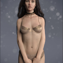 SASE Lily for Genesis 8 image 11