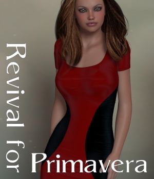 Revival for Primavera 3D Figure Assets DivabugDesigns