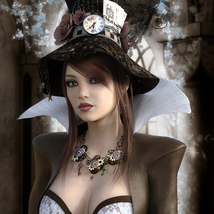 Steampunk Jewelry for G3/G8, La Femme and V4 image 2