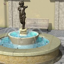 Fountain - Extended License image 2