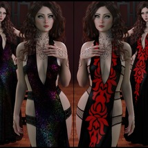 7th Ave: dforce - Chantress Gown for G8F image 1