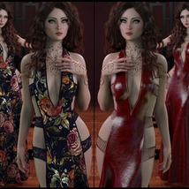 7th Ave: dforce - Chantress Gown for G8F image 2