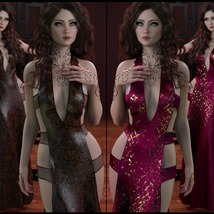7th Ave: dforce - Chantress Gown for G8F image 5